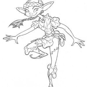 Acorn Pixie