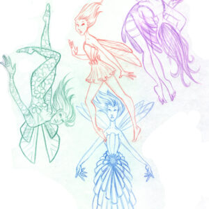 Colerase Fairies