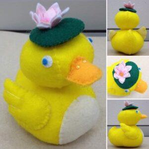 Yellow Duckie 2