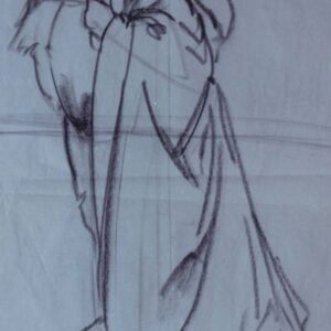 Gesture drawing 8