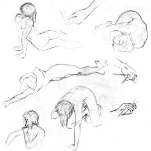 Sketchbook page 14