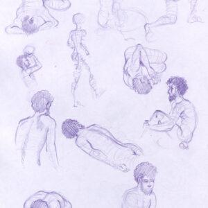 Sketchbook page 10