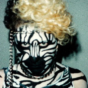 Zebra makeup 3